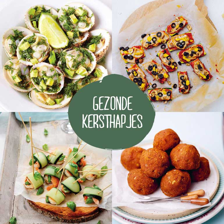 top-10 kersthapjes recept - food and friends