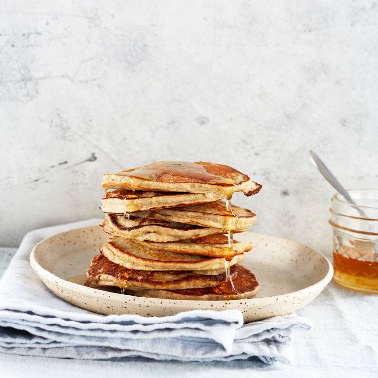 Iets Nieuws Hartige pannenkoeken van Vivian Reijs recept - Food and Friends #YJ14