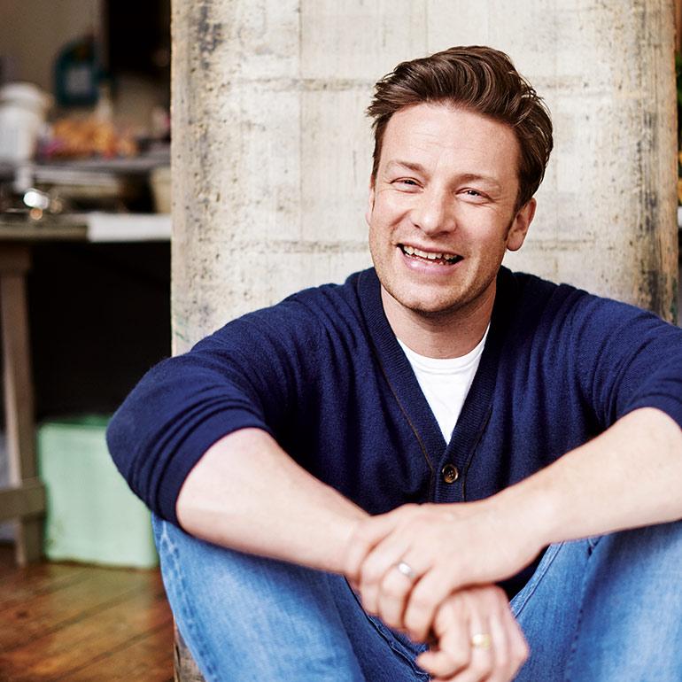 Biografie Van Jamie Oliver Food And Friends