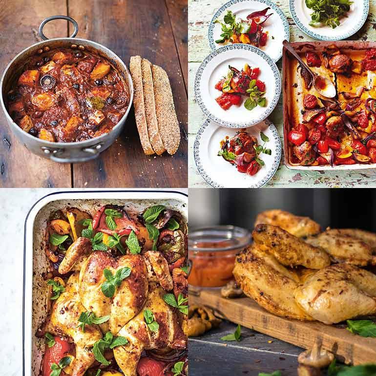 recepten kiprollade uit oven