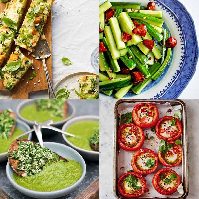 gezonde gourmet recepten