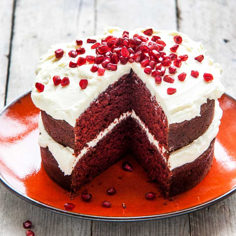 Uitzonderlijk Red velvet recept - Food and Friends &CE45