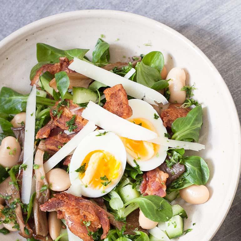 sla salade recepten