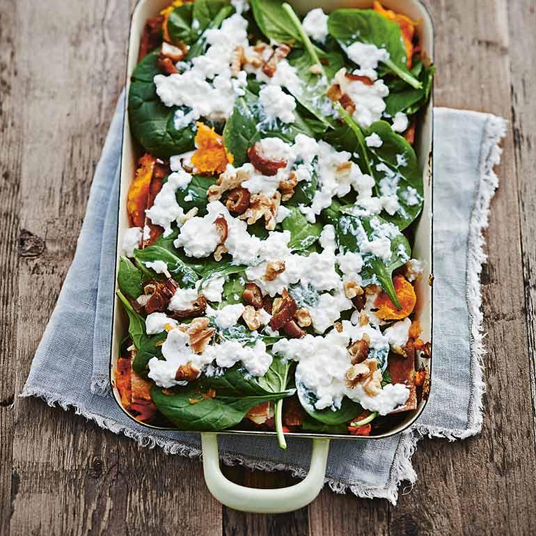 vegetarische lasagne jamie oliver